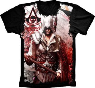 Camiseta Assassins Creed