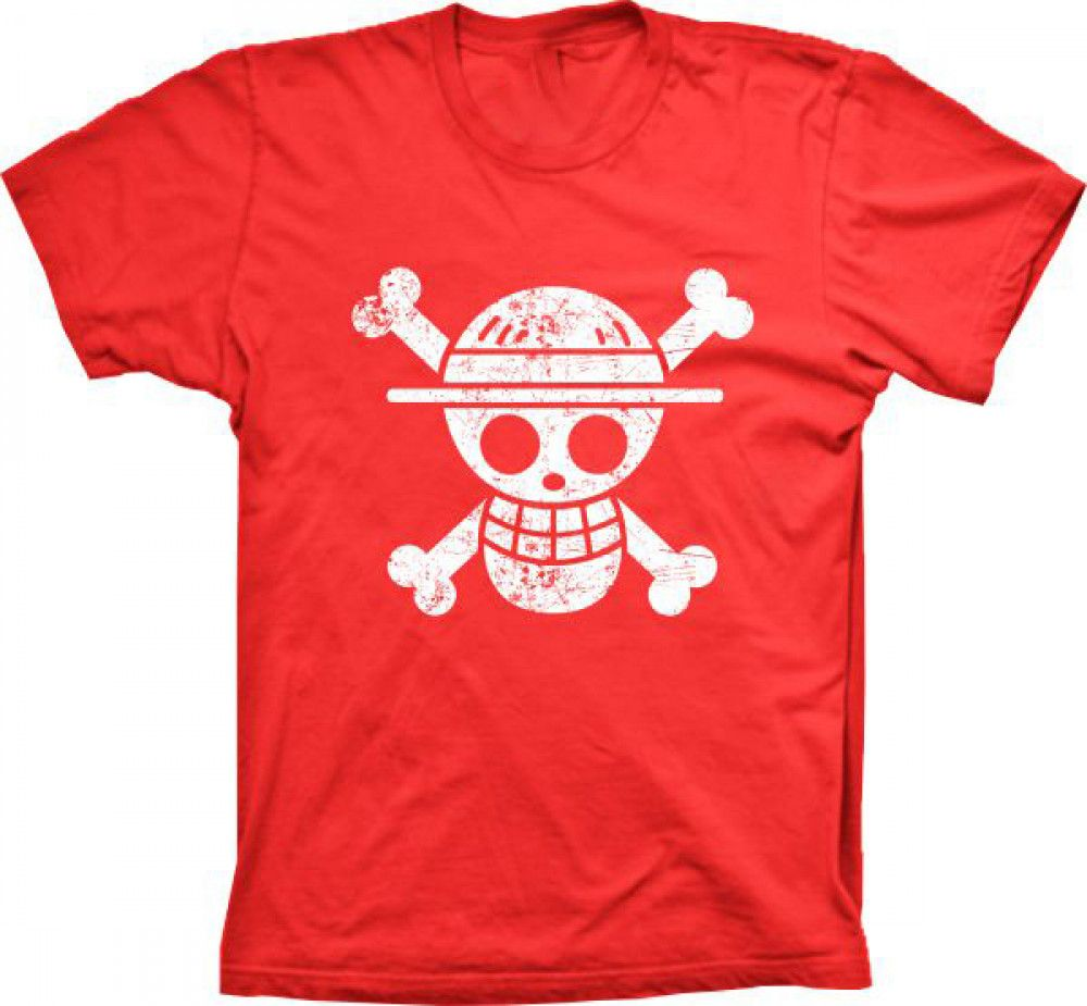 Camiseta One Piece Skull