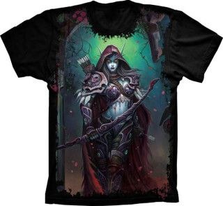 Camiseta World of Warcraft Sylvanas