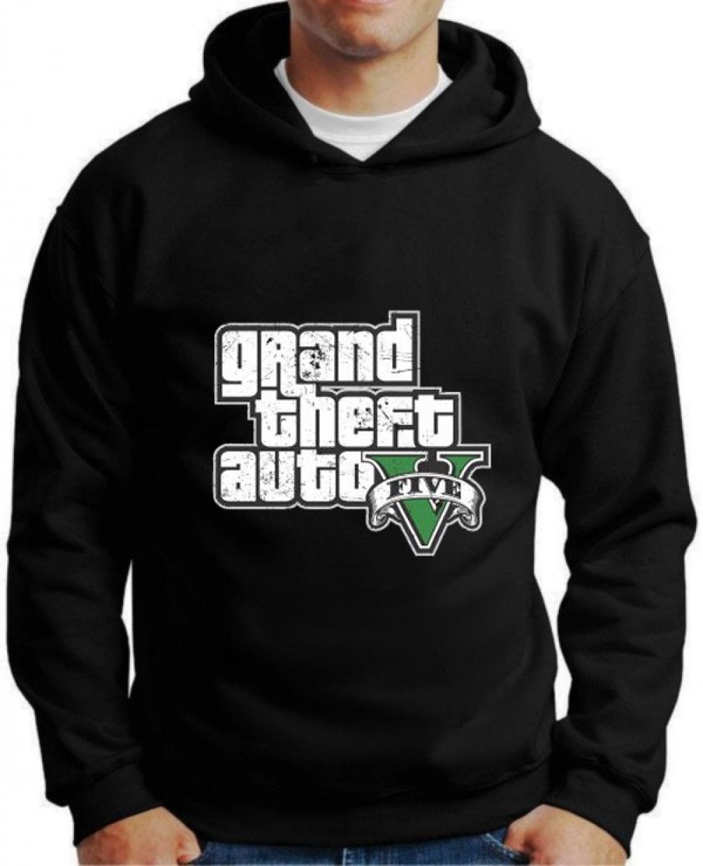 Moletom Grand Theft Auto V