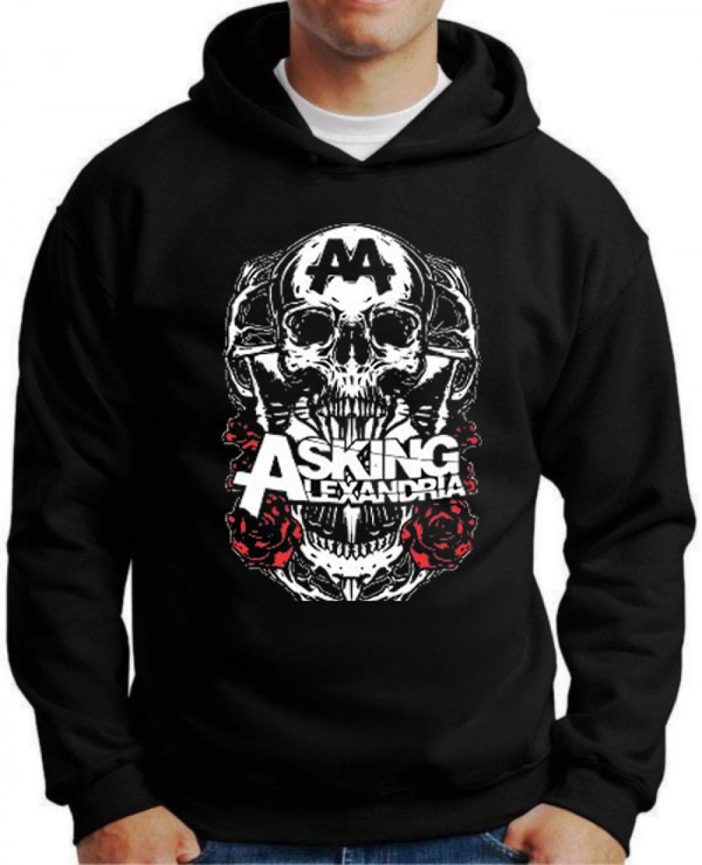 Moletom Asking Alexandria