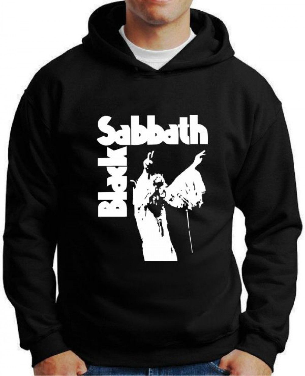 Moletom Black Sabbath