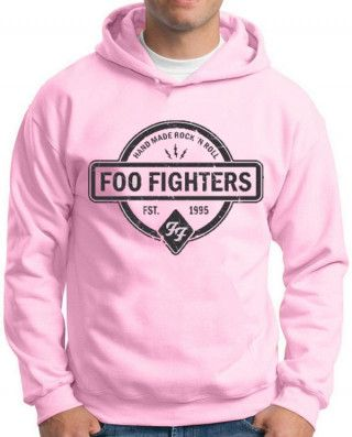 Moletom Foo Fighters