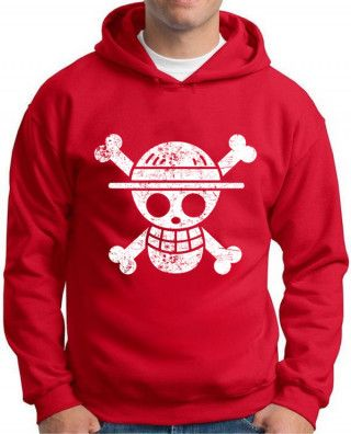 Moletom One Piece Skul