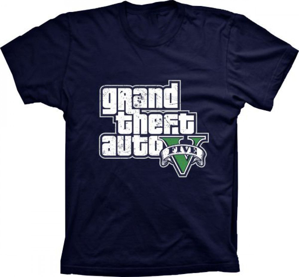 Camiseta GTA V Grand Theft Auto