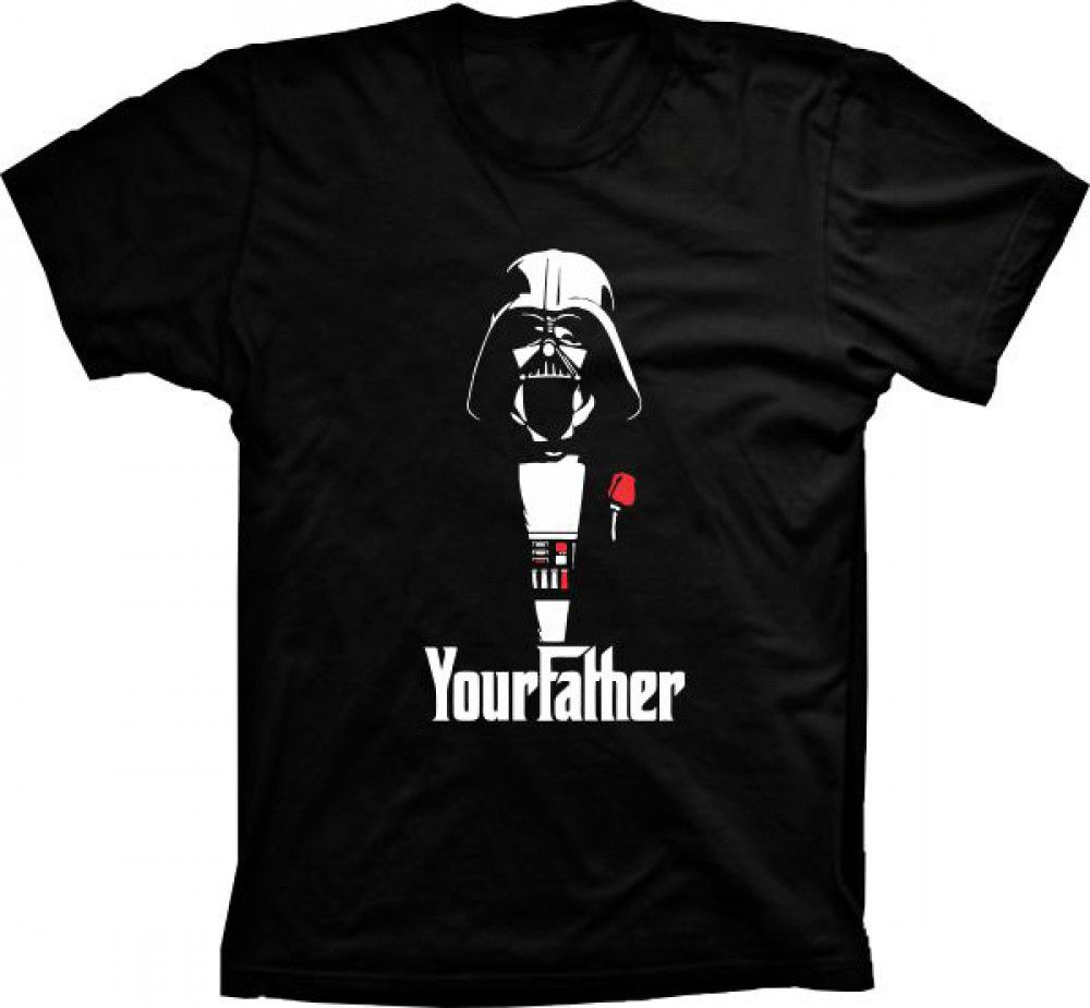 Camiseta Darth Vader Your Father
