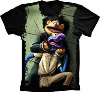 Camiseta O Muppets Bad
