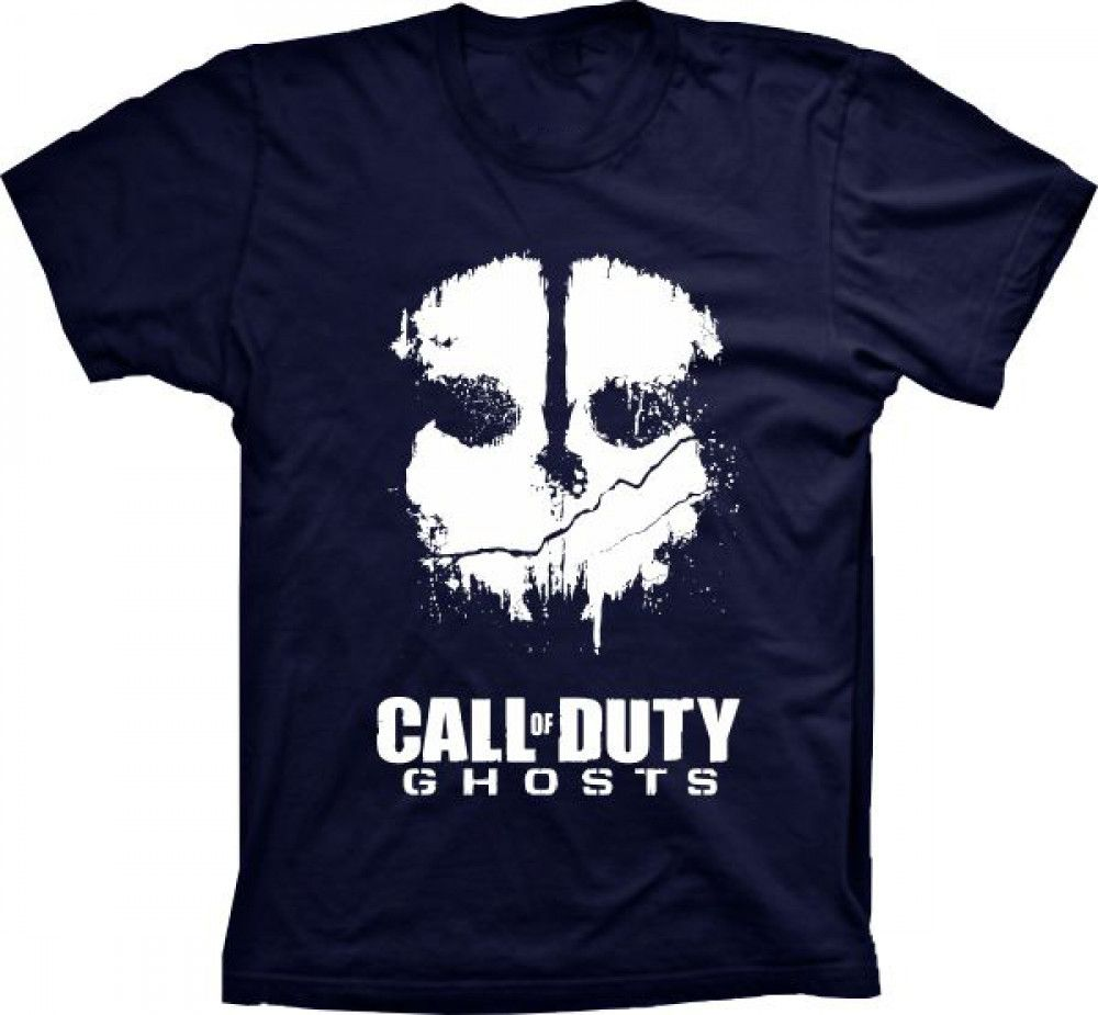 Camiseta Call Of Duty Ghosts