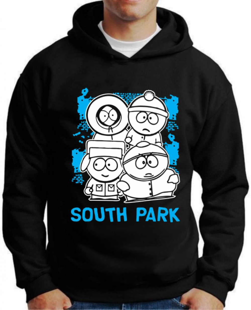Moletom South Park