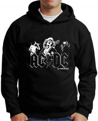 Moletom AC/DC Let There Be Rock