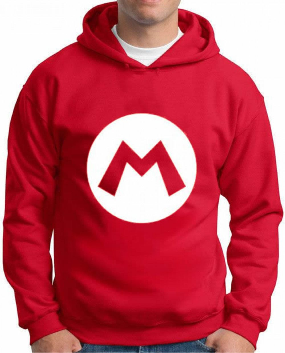 Moletom Super Mario M