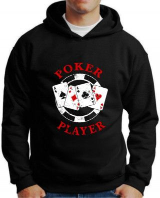 Moletom Poker Player