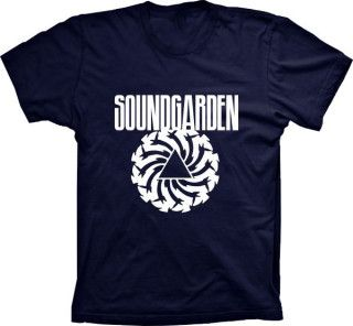 Camiseta Soundgarden