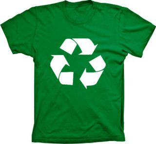 Camiseta Recicle