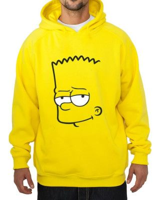 Moletom Bart Simpson