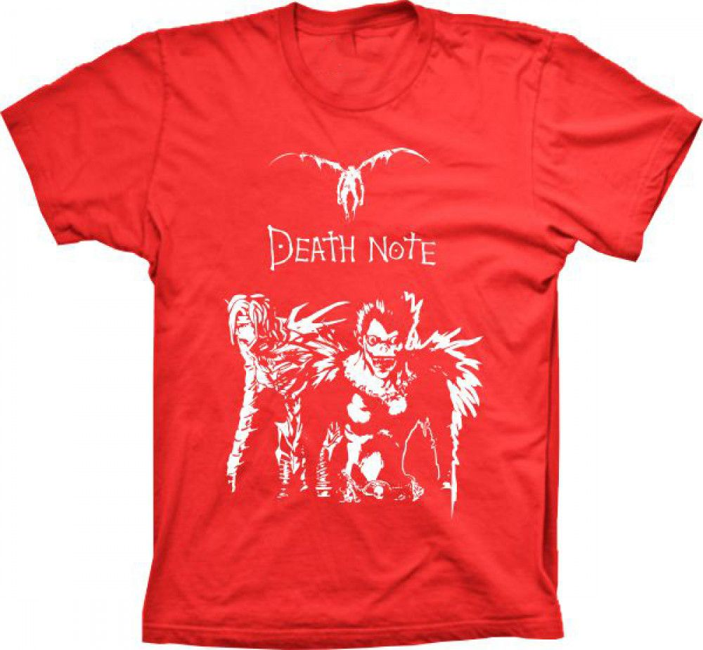 Camiseta Death Note Ryuk