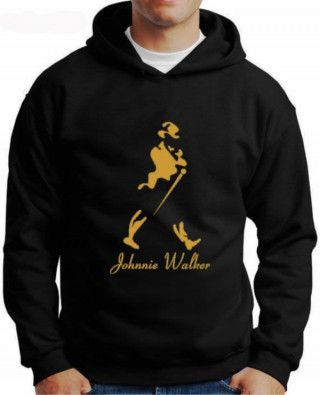 Moletom Johnnie Walker