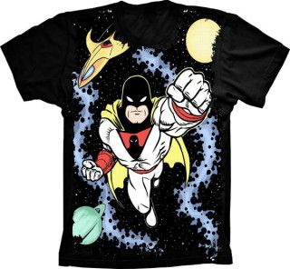 Camiseta Space Ghost