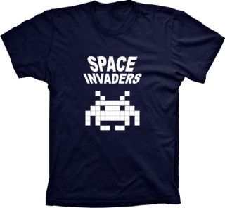 Camiseta Spaces Invaders