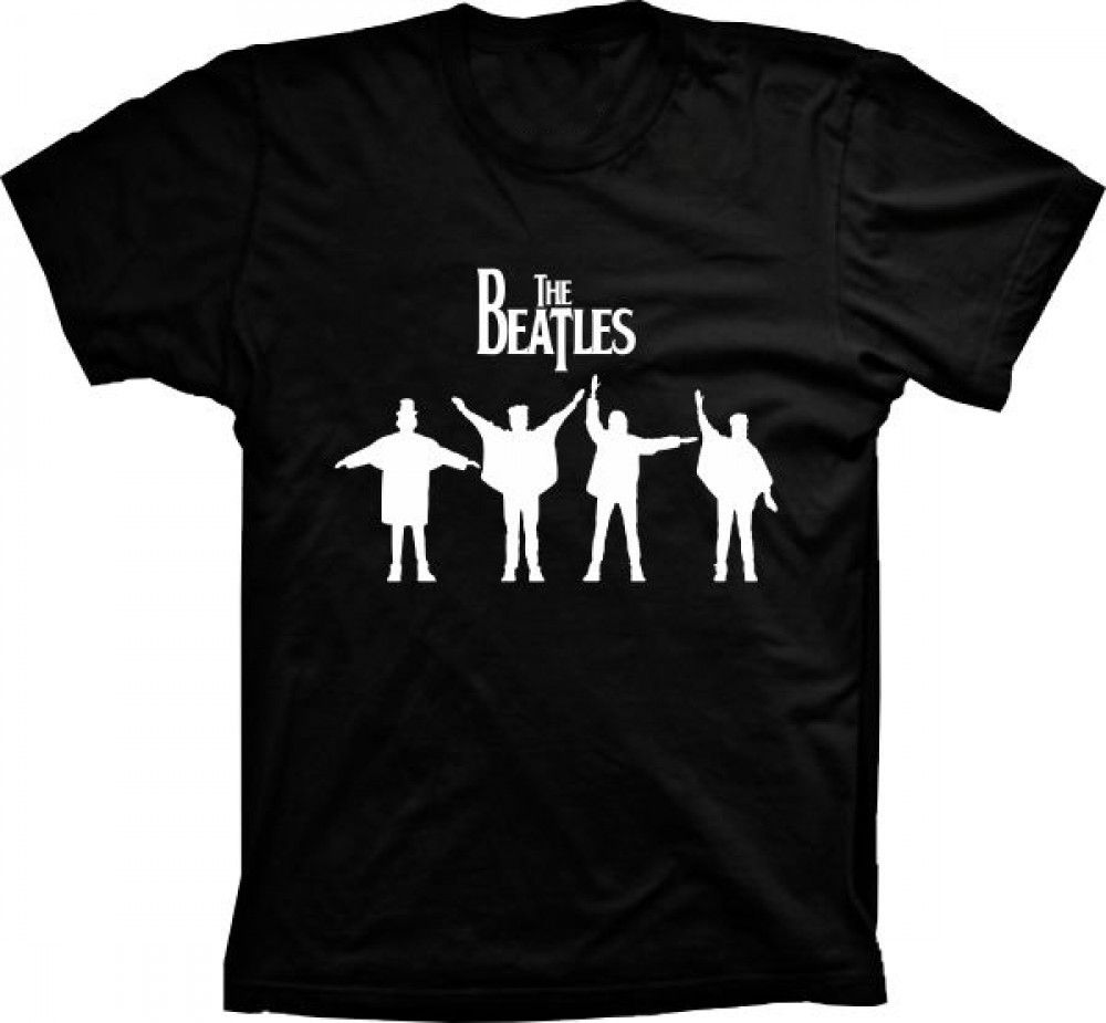 1c28bcb507 Camiseta The Beatles Help