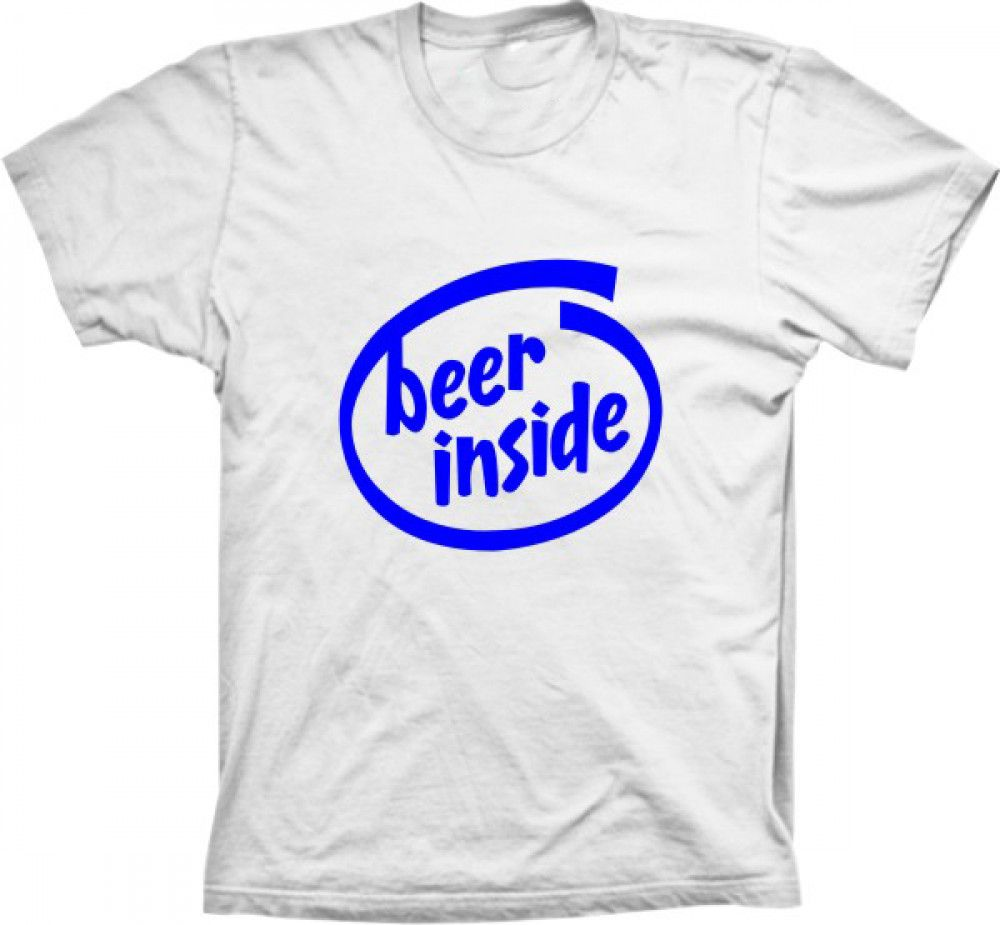 Camiseta Beer Inside