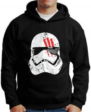 Moletom Storm Trooper Máscara