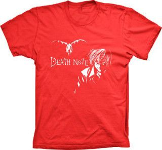 Camiseta Death Note Kira