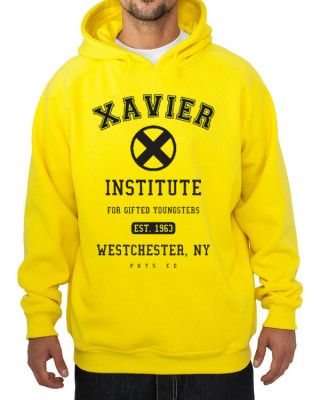 Moletom Xavier Institute X-Men