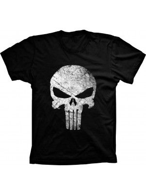 Camiseta Justiceiro The Punisher