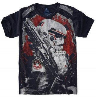 Camiseta Storm Trooper Star Wars S-437