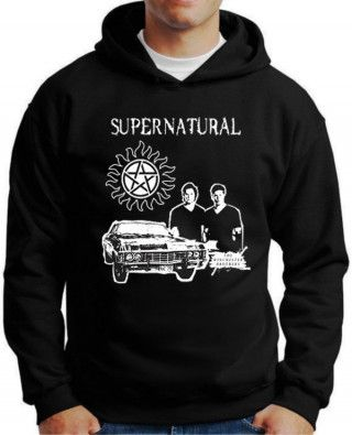 Moletom Supernatural