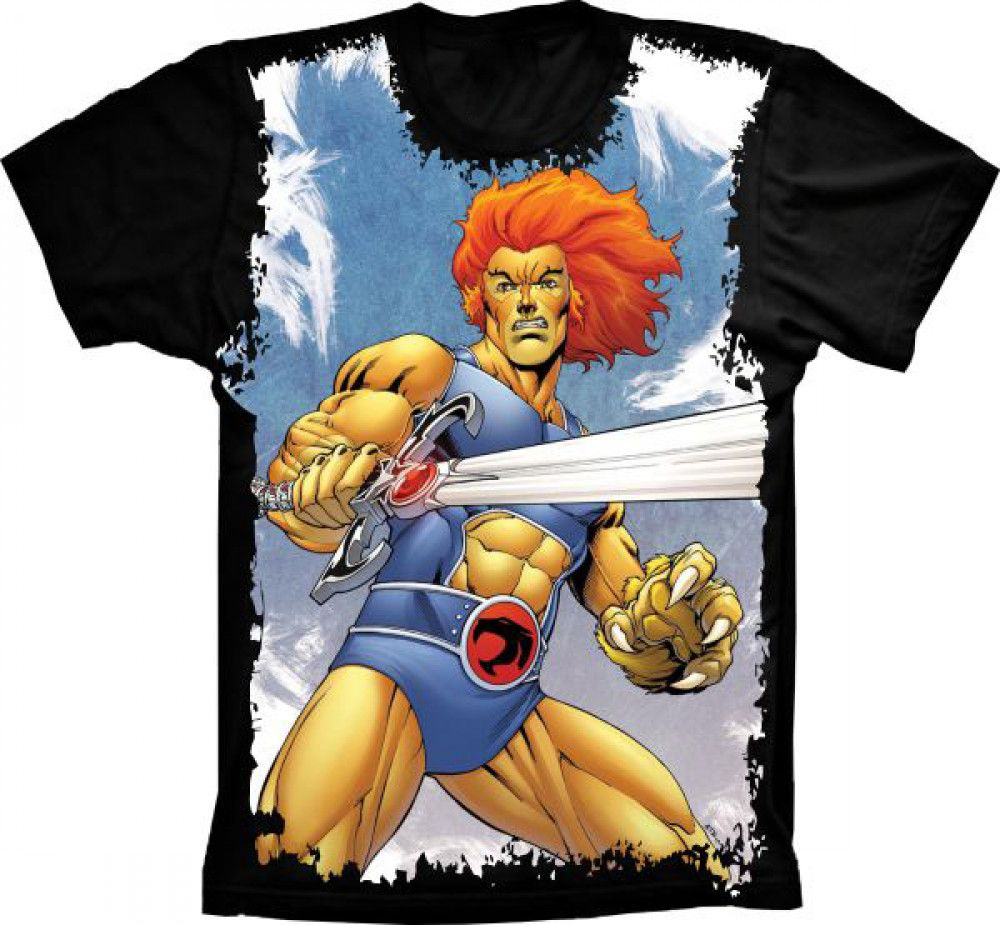 Camiseta Thundercats Lion