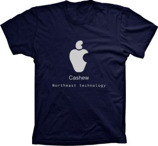 Camiseta Cashew Northeast Tecnology