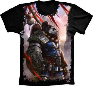 Camiseta World of Warcraft Pandaren