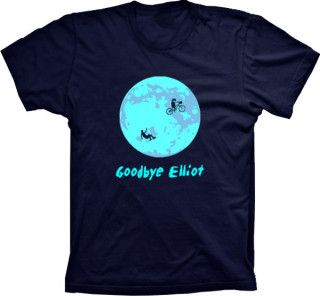 Camiseta Et Goodbye