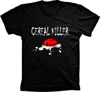 Camiseta Cereal Killer