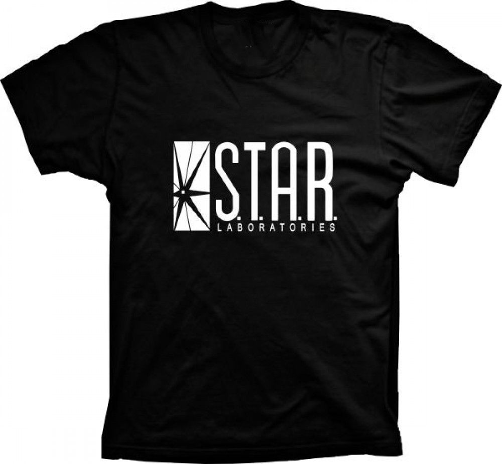 Camiseta Star Laboratories