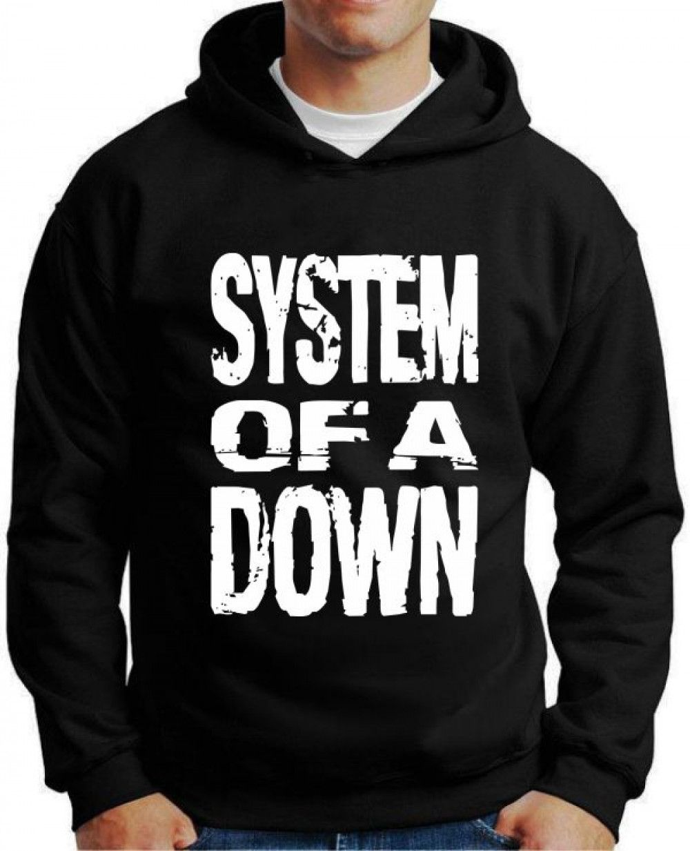 Moletom System Of A Down
