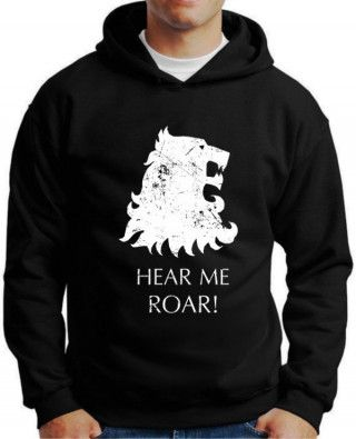 Moletom Game Of Thrones Hear Me Roar