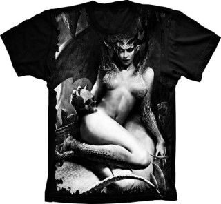 Camiseta Crazy Woman