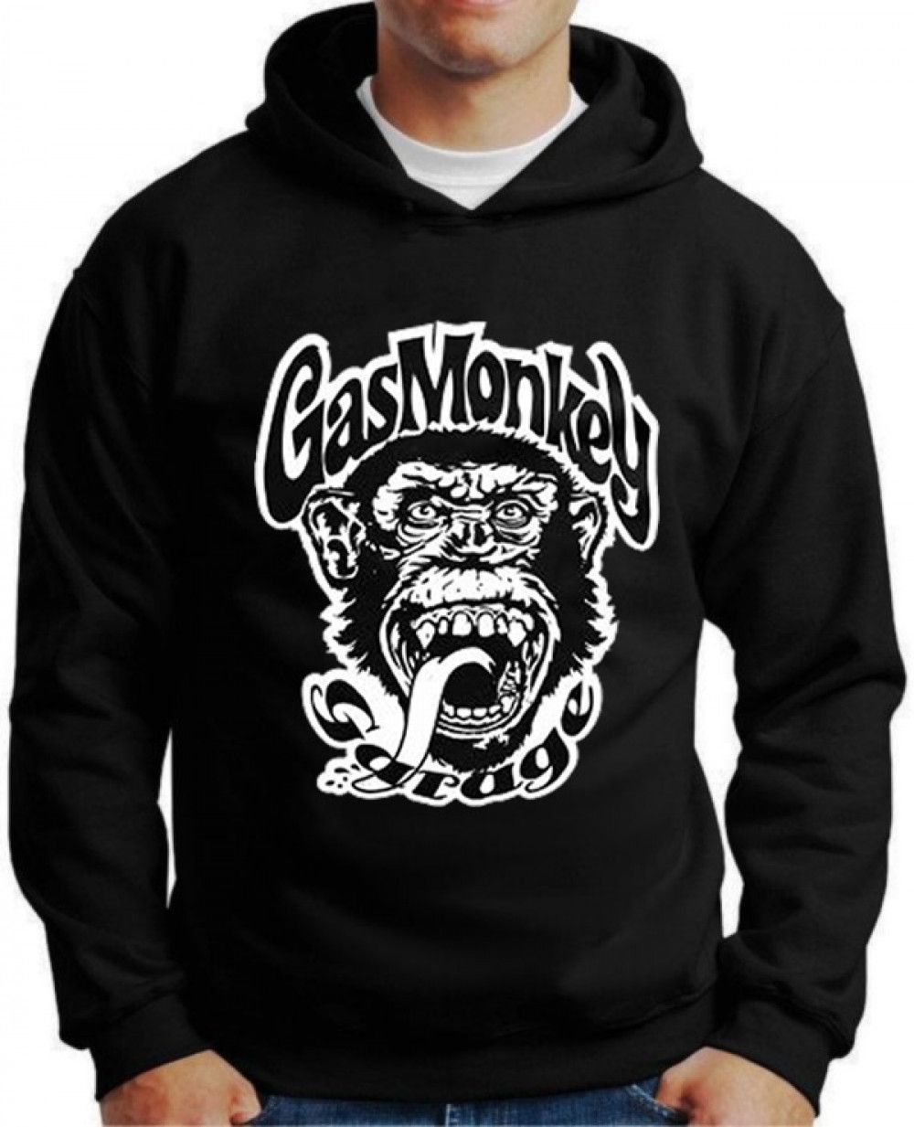 Moletom Gas Monkey Garage