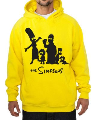 Moletom The Simpsons