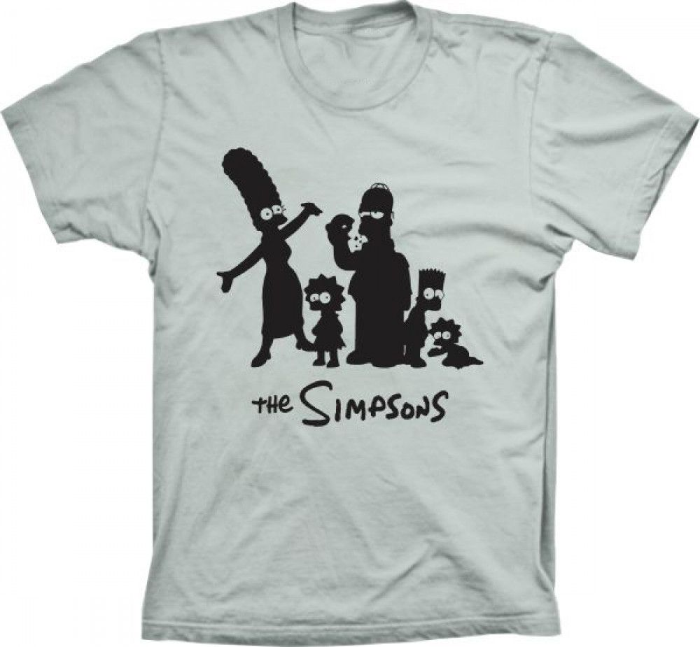 Camiseta The Simpsons